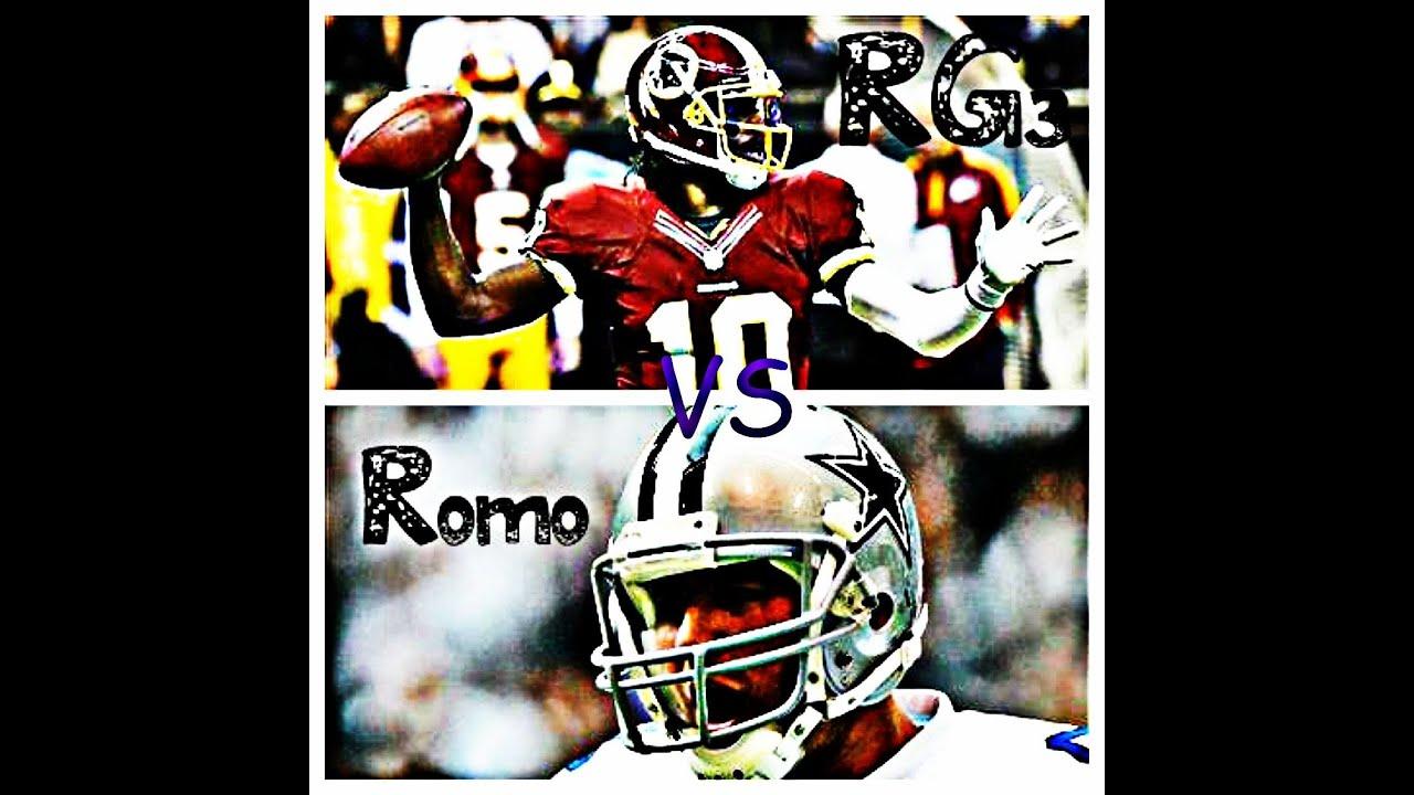 Madden 13 Ranked Game Redskins Vs Cowboys