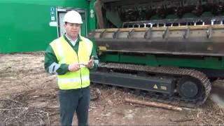 Video still for Komptech Crambo 6000 Shredder