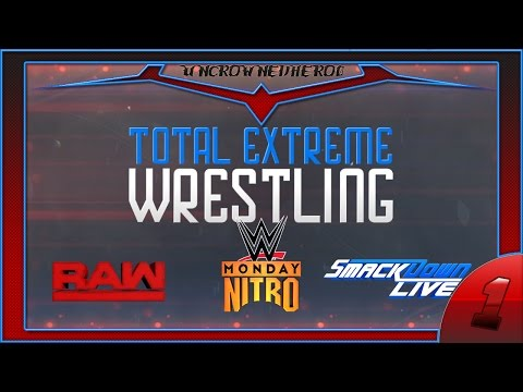 Total Extreme Wrestling 2016 | WWE Brand...