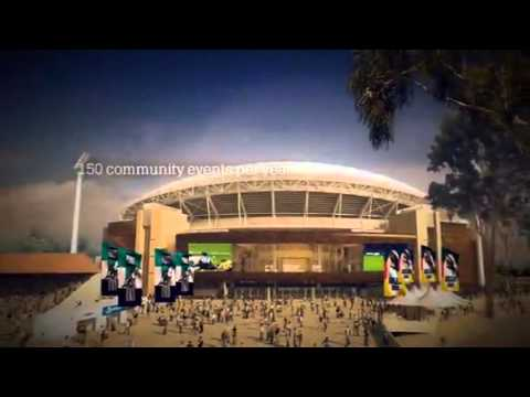 Adelaide Oval Redevelopment Overview