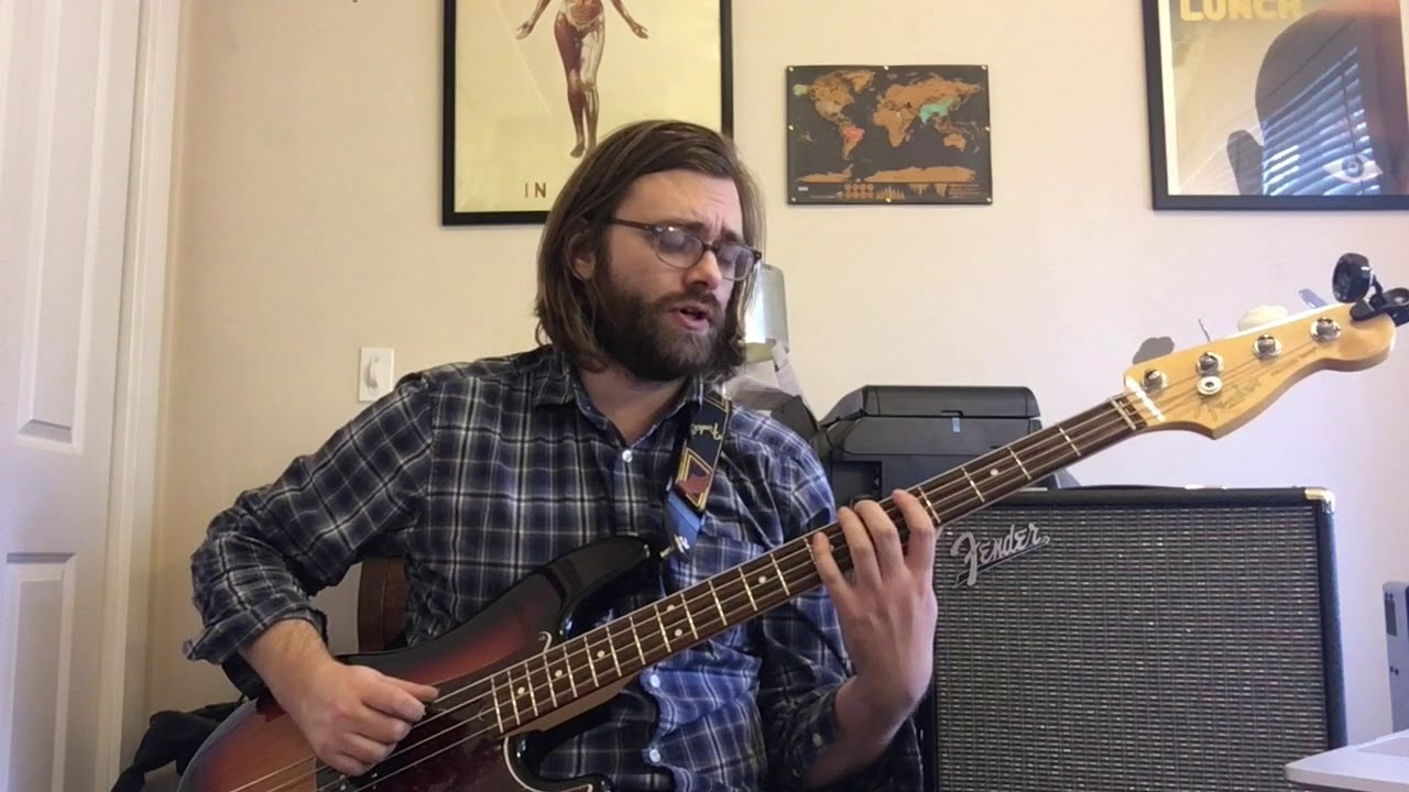 Nirvana Lounge Act Bass Lesson Youtube