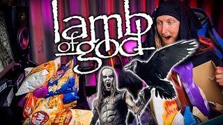 FAQ101 - LAMB OF GOD, #1 GUITAR, BEHEMOTH