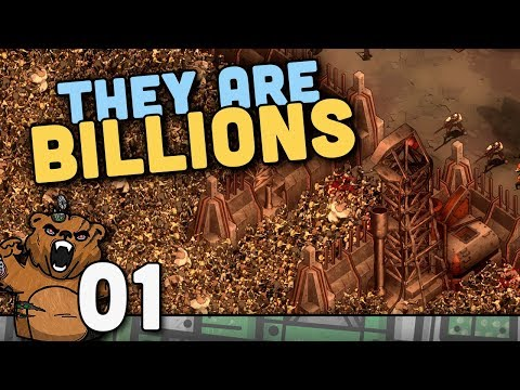 Agora vai longe! - They are Billions #01 | Gameplay Survival PT-BR