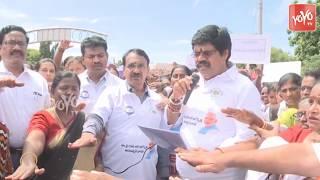 AP Tourism Minister Avanthi Srinivas in Ayushman Bharat Programme at Visaka | YS Jagan