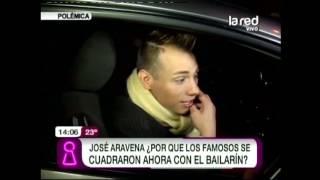 José Aravena: ¿Por qué los famosos se cuadraron ahora con el bailarín?