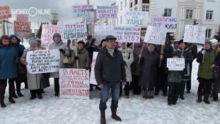 Аварийщики  Зеленодольска обратились к Путину #1