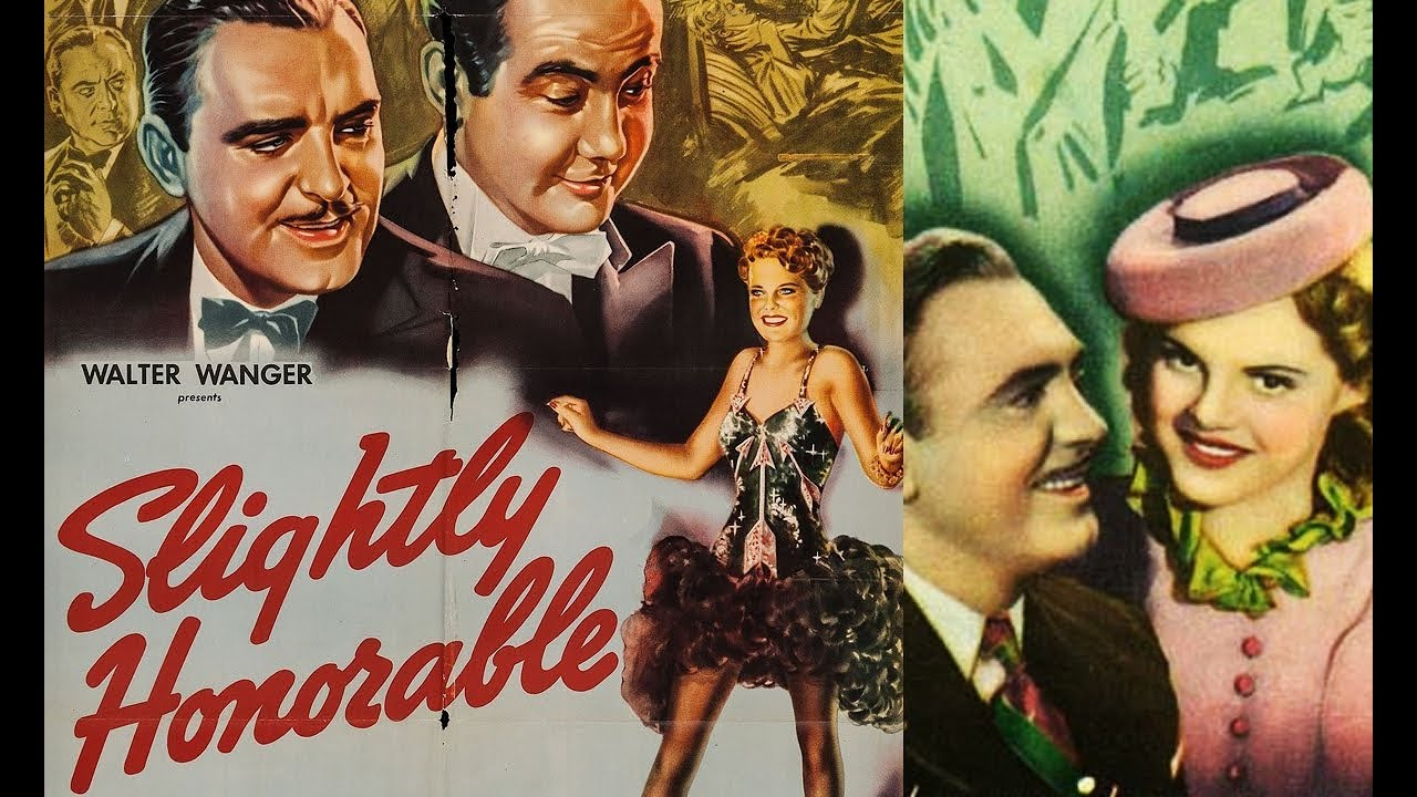 Slightly Honorable (1939) | Crime Comedy Drama | Pat O'Brien, Broderick Crawford