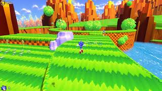 Momentum in Sonic Utopia