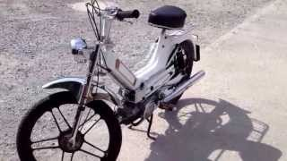 Puch Maxi S weiss