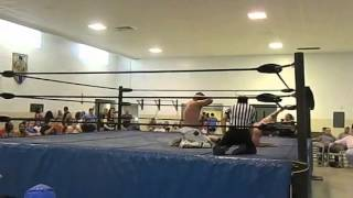 usa pro wrestling chico adams vs matt striker part two