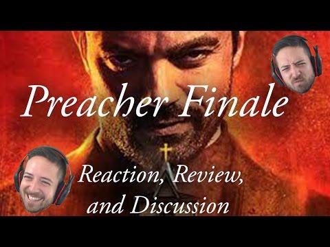 Preacher Season Finale
