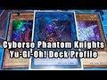Cyberse Phantom Knights Yu-gi-oh! Deck Profile (post-link Summoning) video
