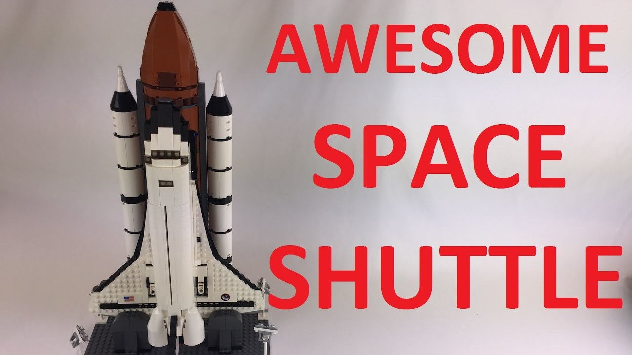 lego space shuttle 10213 review - photo #3