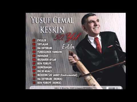Yusuf Cemal Keskin - Ben Yürüye Remix
