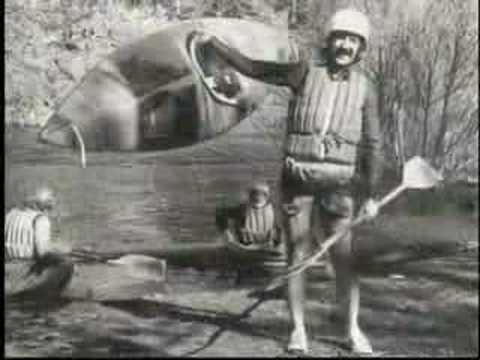 History of Eddyline Kayaks   Whitewater History