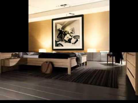 Masculine Master Bedroom Design