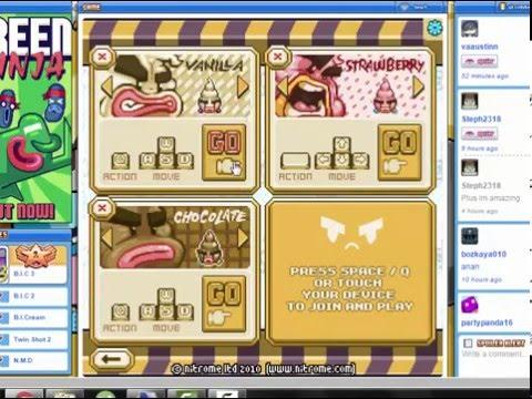 Bad Ice Cream nivel 1 al 5