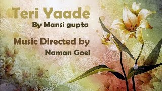 Video Poem -Teri Yaade download MP3, 3GP, MP4, WEBM, AVI, FLV Maret 2017