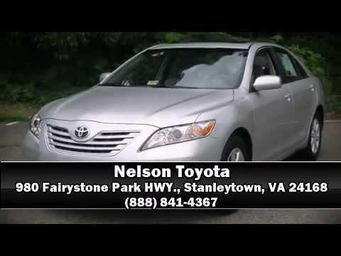 2009 Toyota Camry In Southside VA   Martinsville, Danville, Roanoke,  Stuart, And Greensboro NC
