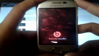 Galaxy fit gt-s5670 Reincarnation Rom