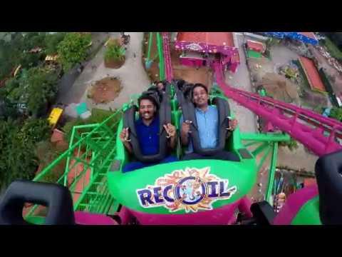 Roller Coaster Wonderla Kochi - RECOIL