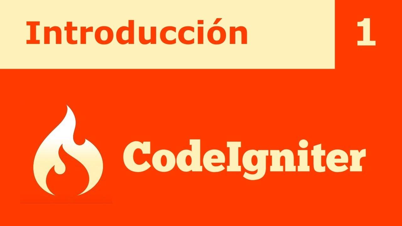 Tutorial CodeIgniter Codigo Facilito