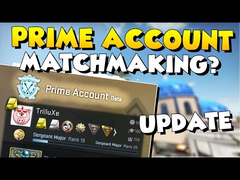 how to activate prime matchmaking
