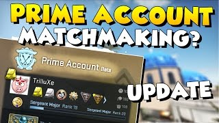CS:GO - Prime Account MatchMaking & Inferno removed from Active Duty Mappool? - CS:GO Update(This is a really exciting update, have been waiting for something like this for more than a year now! :) What are your opinions on this update? :) Check out my ..., 2016-04-22T11:30:01.000Z)