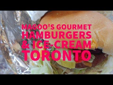 Magoo's Gourmet Hamburgers Toronto