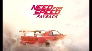 Need for Speed Payback - Drift session