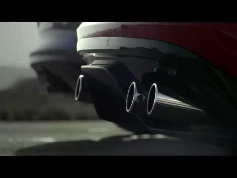 New Jaguar FTYPE 2012 Engine Start Commercial Carjam Radio Talk  About Cars