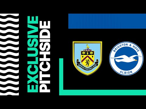 Exclusive pitchside: Burnley defeated on opening day