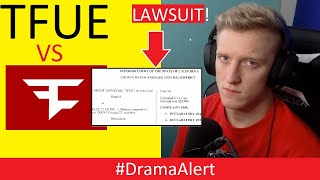 Tfue LAWSU T Against FaZe Clan DramaAlert FaZe Banks  Nterview