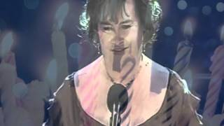 SUSAN BOYLE - Happy birthday Susan for 1 April 2016