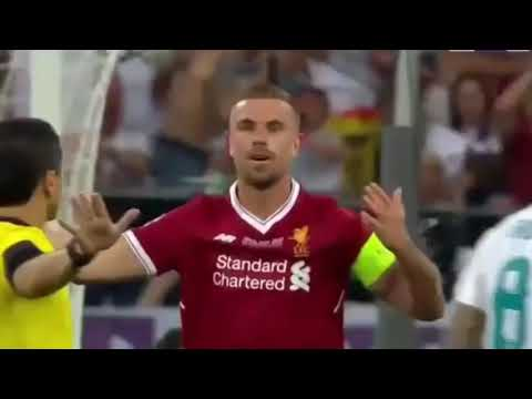 Real Madrid 3 vs 1 Liverpool  Final Champions League 2018 by mr.T