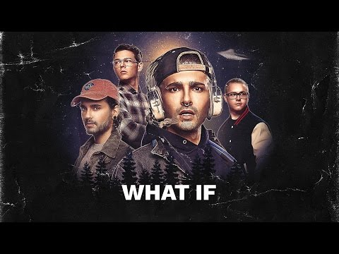 Tokio Hotel - What if - Dream Machine - Album [AUDIO]