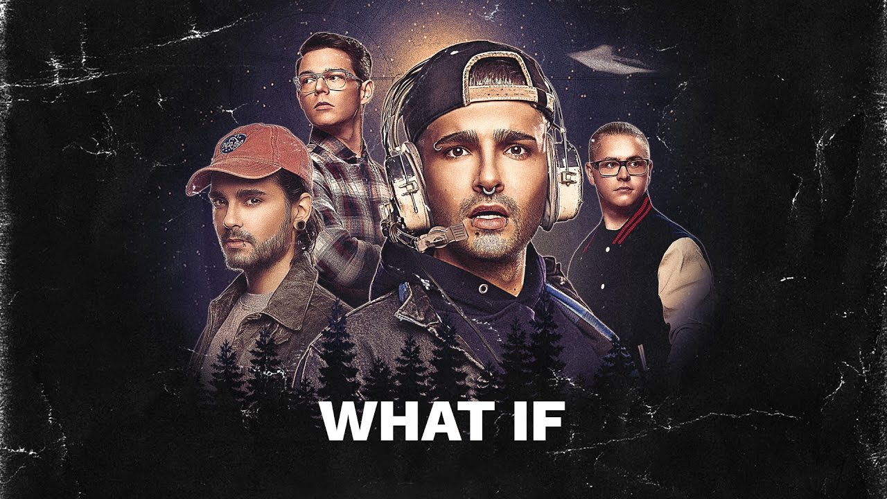 Tokio Hotel What If Dream Machine Al Audio