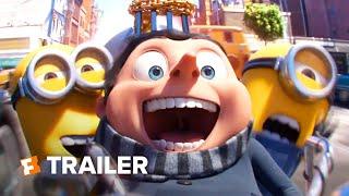 Minions: The Rise of Gru Trailer #1 (2020) | Fandango Family
