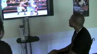 WWE SvR 2010 Ultimate Challenge Matt Black vs Bryan Williams