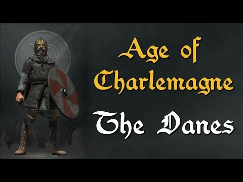 Age of Charlemagne - Danes Faction Preview