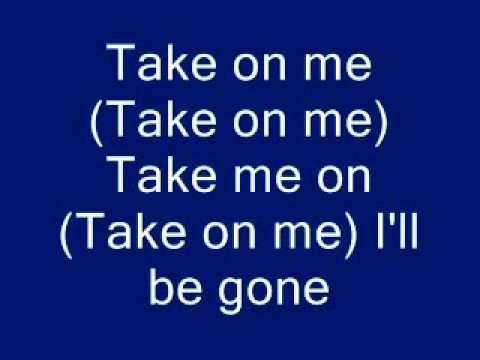 Take On Me  A1