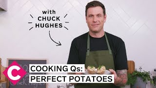 How do I make perfect potatoes? | Cooking Qs with Chuck Hughes