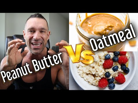 peanut-butter-vs.-oats---which-is-healthier?