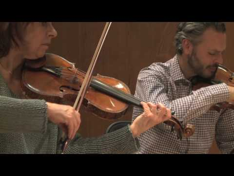 Mozart Quintet K516, i. Allegretto – Smithsonian Chamber Players