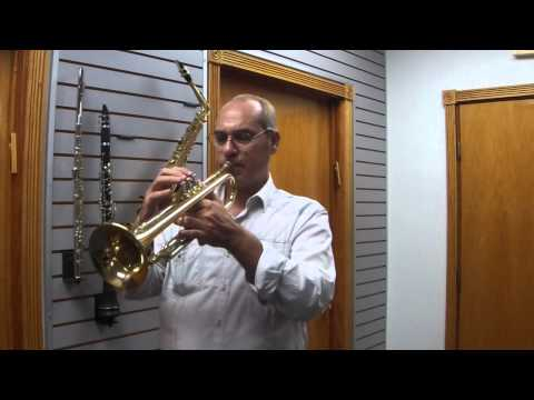 Jean Paul Trumpet TR-330 Review By professional Trumpeter Carlos Puig