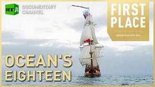 (Atlantic) Ocean's Eighteen: Ocean's Eighteen: life on board of an 18th-century ship