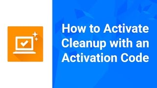Avast Cleanup: How to Activate with an Activation Code