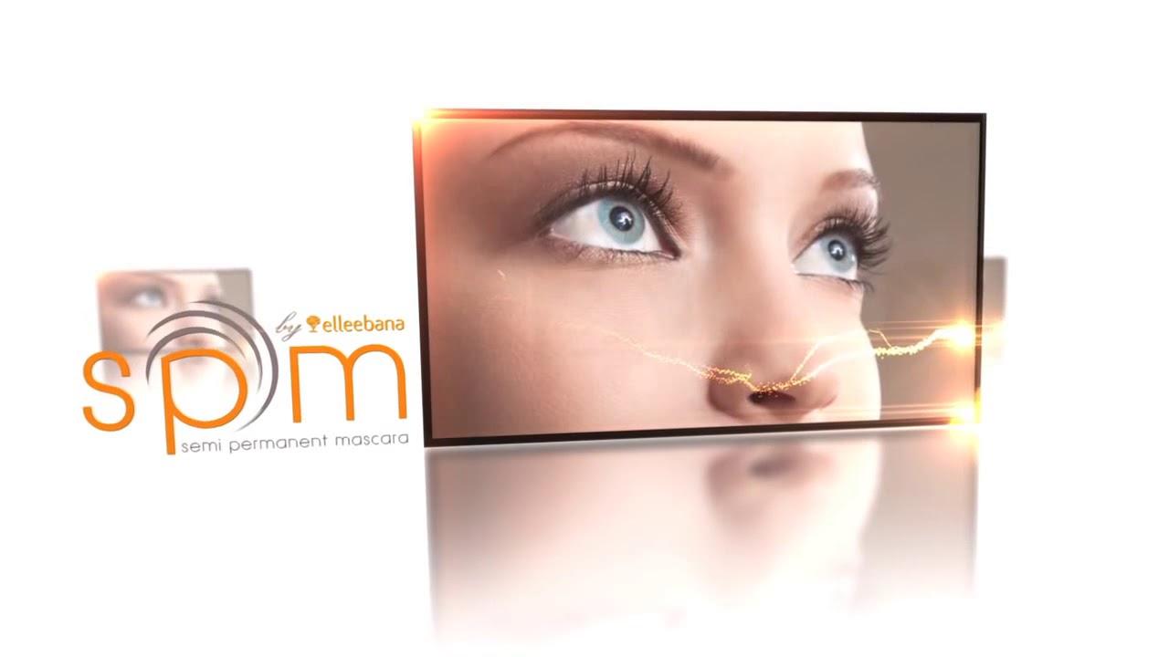 eebddc592b4 SPM Semi Permanent Mascara by Elleebana Train with Lov Cosmetik ...