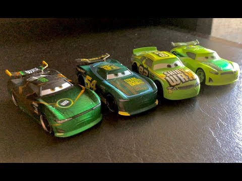 New Disney Cars 3 Toys Conrad Camber BEST Unboxing Playtime Review of ALL TIME! Family Toy Review