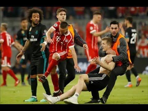 Voilà ce qui s'est passé à la fin du Match Bayern-Real